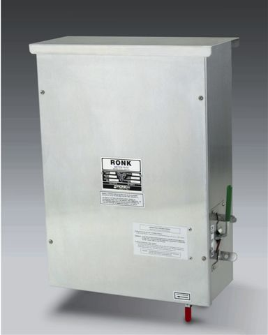 Ronk 7416 Transfer Switch w/ Center Off (1Ph, 400A)