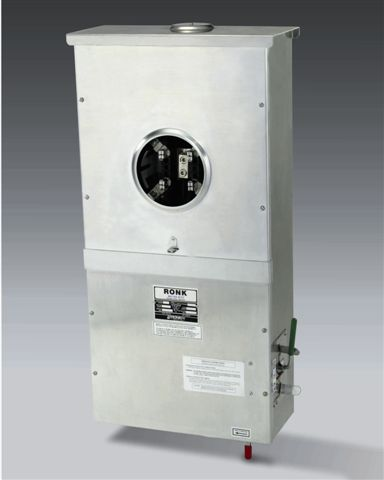 Ronk 7215-MSH-UG Transfer Switch (200A/Center Off)