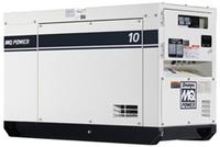 MQ Whisperwatt DCA10SPX Generator (11kW)