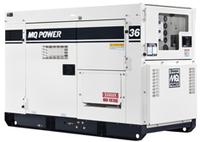 MQ Whisperwatt DCA36SPX Generator (40kW)