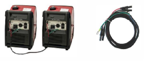 Honda EU1, EU2, EU3 Handi Parallel Cables