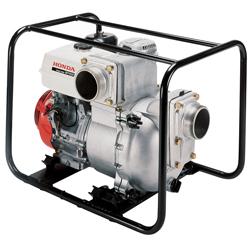 "Honda WT40 Trash Pump (4"")"