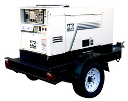 Multiquip TRLRMPXF Trailer Kit with Fuel Cell