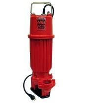 "Multiquip ST2010TCUL Submersible Trash Pump (2"")"