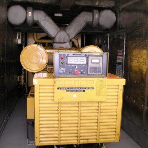 Caterpillar 3512 Mobile Diesel Generator