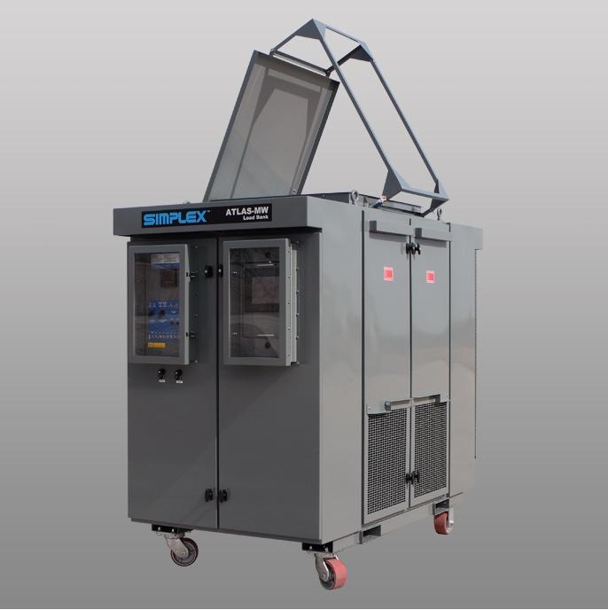 Simplex Atlas-Megawatt Portable Load Bank