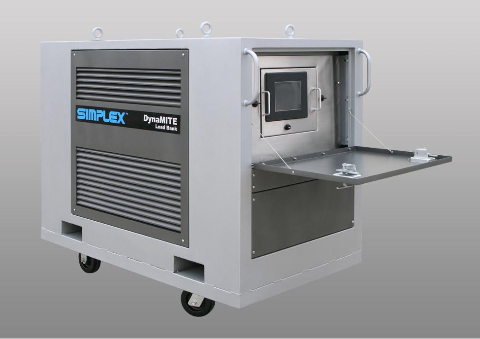 Simplex dynaMITE Portable Load Bank (300-400kW)