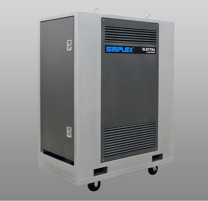 Simplex Electra Portable Load Bank (450-700kW)