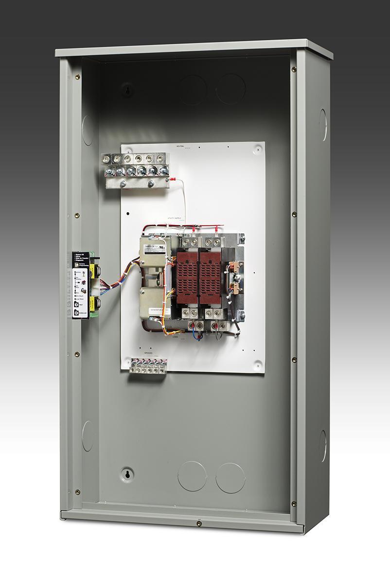 Thomson TS910 Auto Transfer Switch (1Ph, 100A)