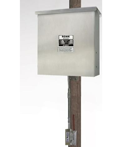 Ronk R-8208-6 Transfer Switch (1Ph, 800/600A, 600VAC)