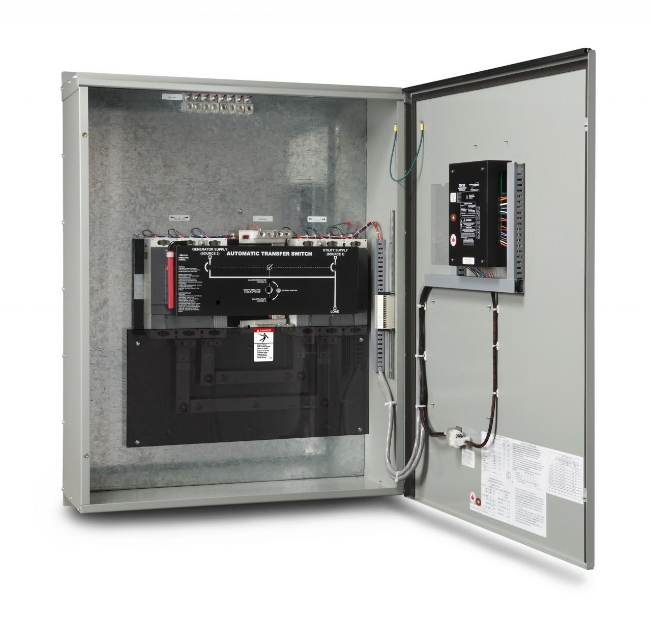 Thomson TS840SE Auto Transfer Switch (1Ph, 400A)