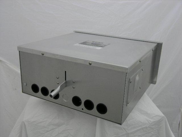 Ronk 9205 Transfer Switch (1Ph, 200A)