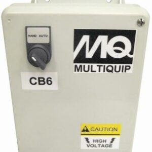 Multiquip CB6 Control Box with 2 Float Switches