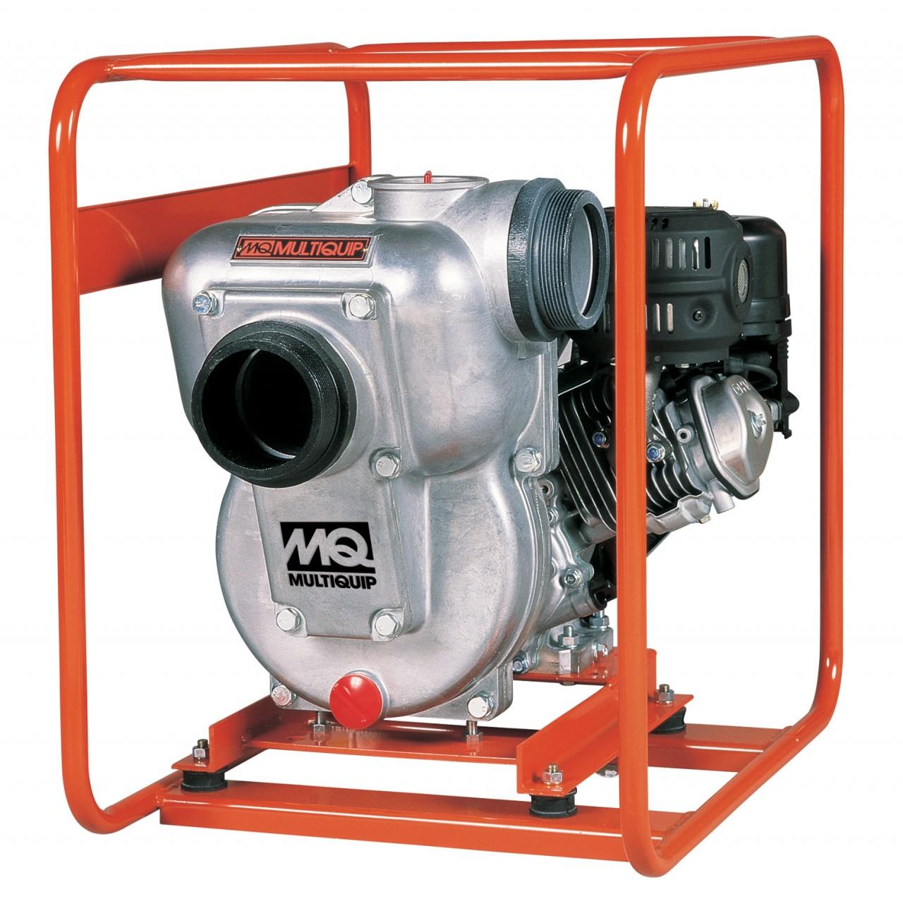 "Multiquip QP402H Pump (4"")"