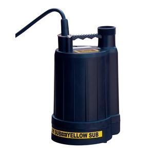 "Multiquip YELLSUB Submersible Pump (1.25"")"