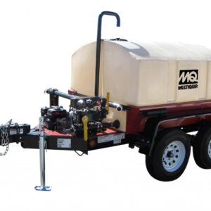 Multiquip WT5C and WTE5C Mobile Water Trailers
