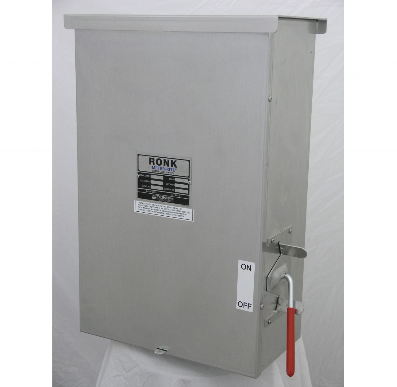 Ronk D7406 Disconnect Switch (1Ph, 400A)