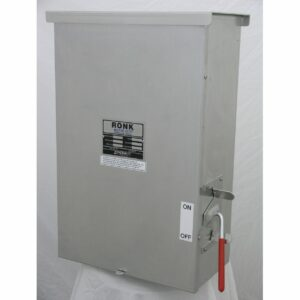 Ronk D7205A Disconnect Switch (1Ph, 200A)