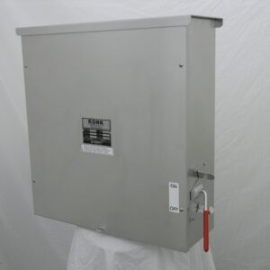 Ronk D7806 Disconnect Switch (3Ph, 400A)