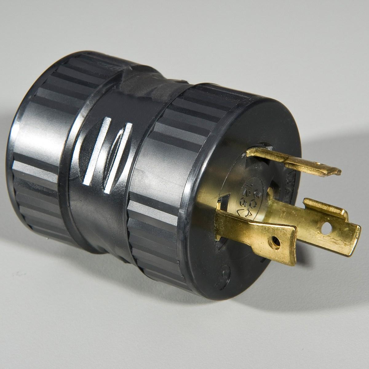 Yamaha Twistlock 30A RV Adapter Plug