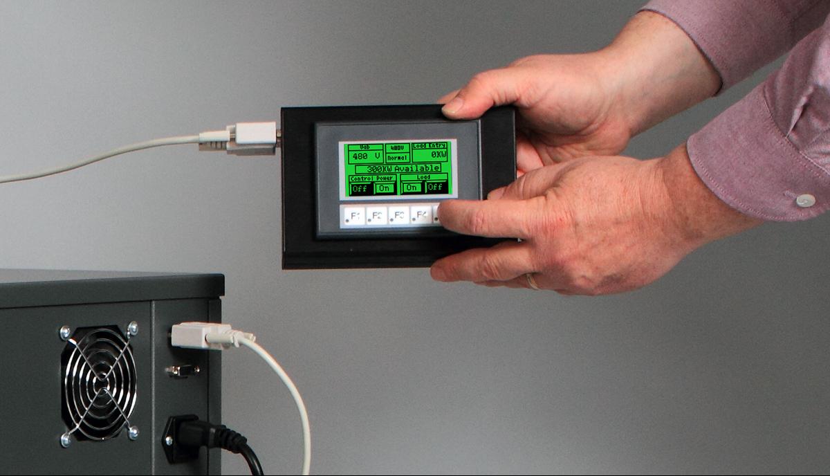 Simplex PowerStar Portable Load Bank (110kW)