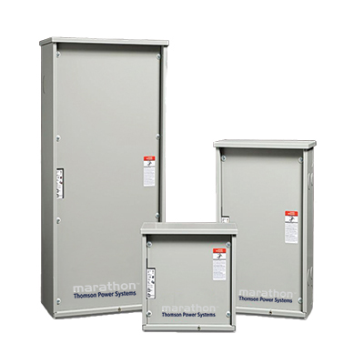 Thomson TS910 Auto Transfer Switch (1Ph, 400A)