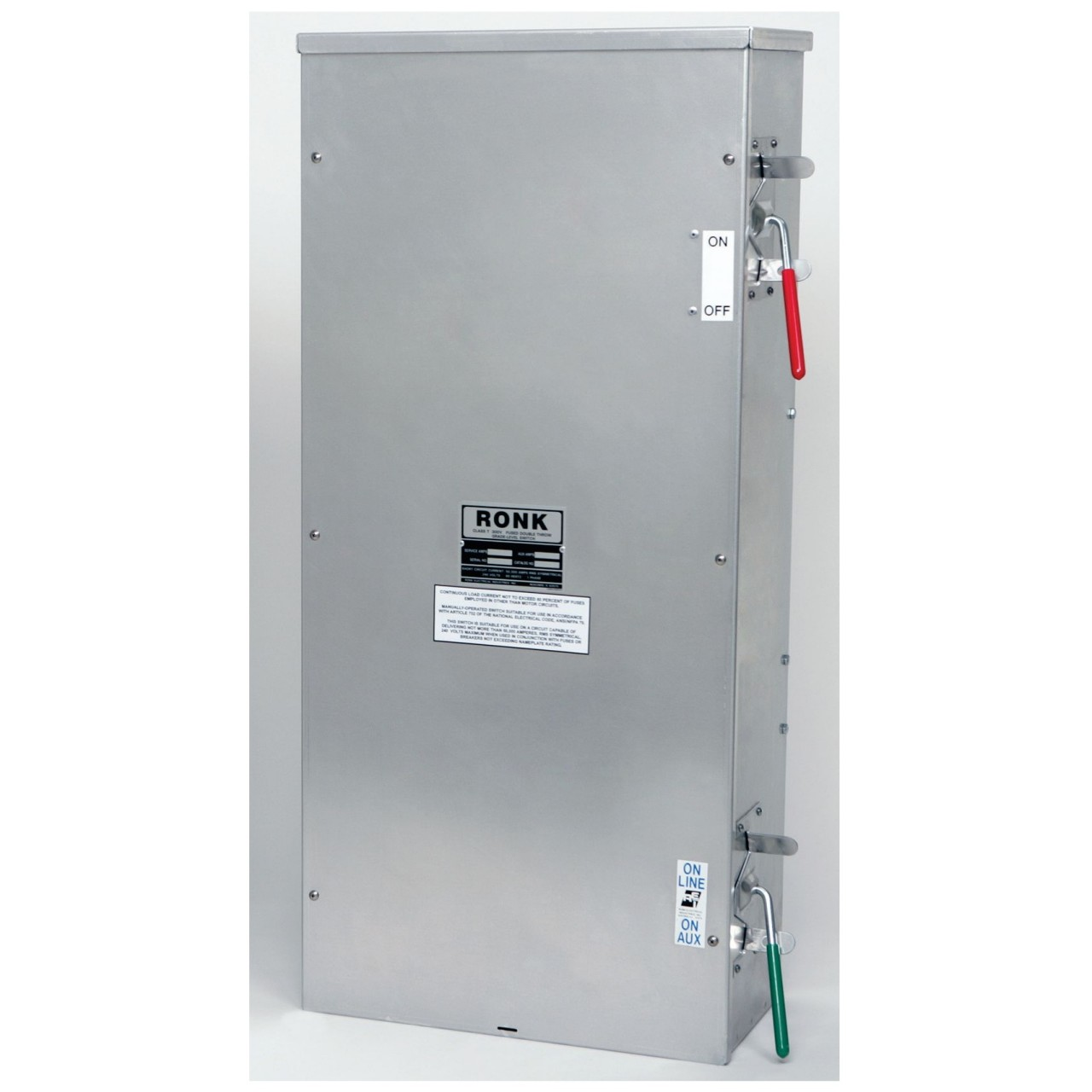Ronk 7225 Transfer Switch (1Ph, 200A)