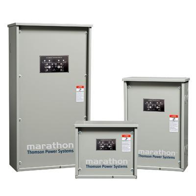 Thomson TS920SE Auto Transfer Switch (3Ph, 400A)