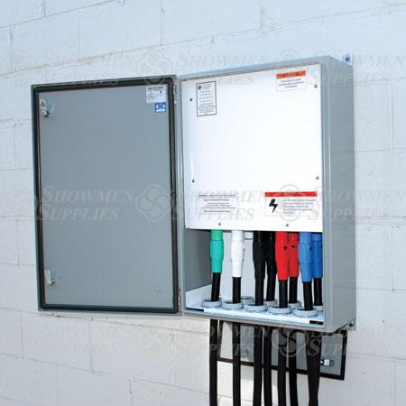 Semcor GIC8 Generator Inlet Cabinet (800A)