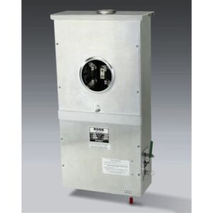 Ronk 7406-MS Transfer Switch (400A/Non-UL)