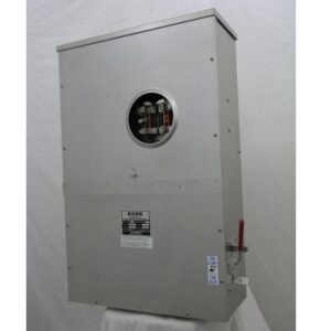 Ronk 7406-MS-X Transfer Switch (400A/Non-UL)