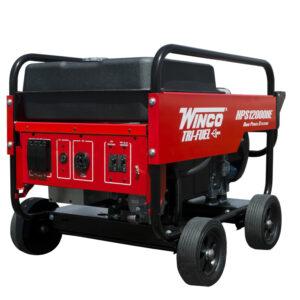 Winco HPS12000HE Tri-Fuel Generator (12,000W)