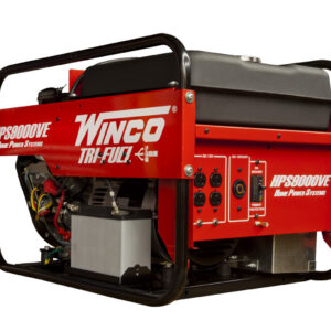Winco HPS9000VE Tri-Fuel Generator (9000W)