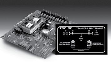 Thomson TS840SE Auto Transfer Switch (1Ph, 100A)