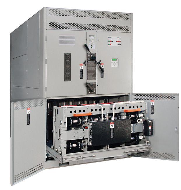 Asco 7000 Auto Transfer Switch (1Ph, 4000A)