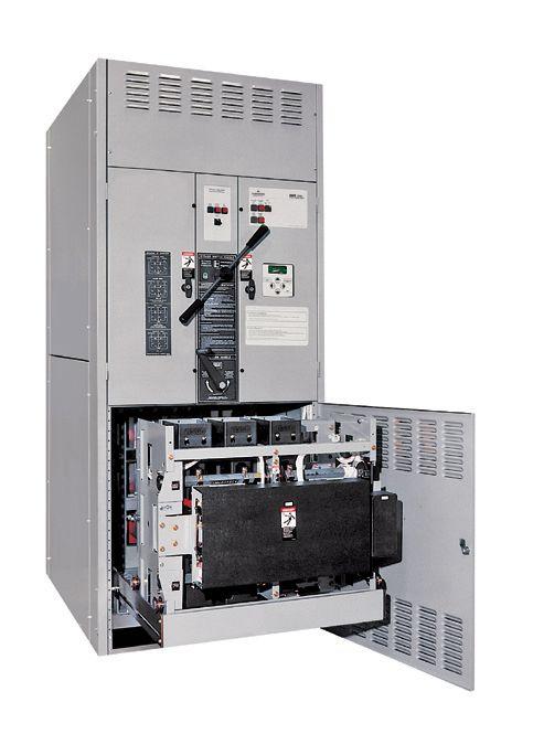 Asco 7000 Auto Transfer Switch (1Ph, 2600A)