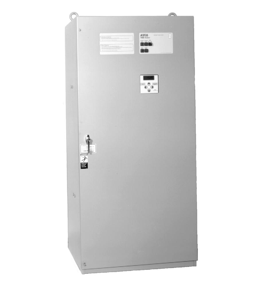 Asco 7000 Auto Transfer Switch (1Ph, 800A)