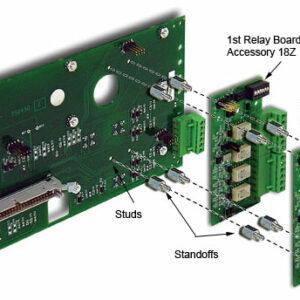 Asco 4000 Relay Board 18Z