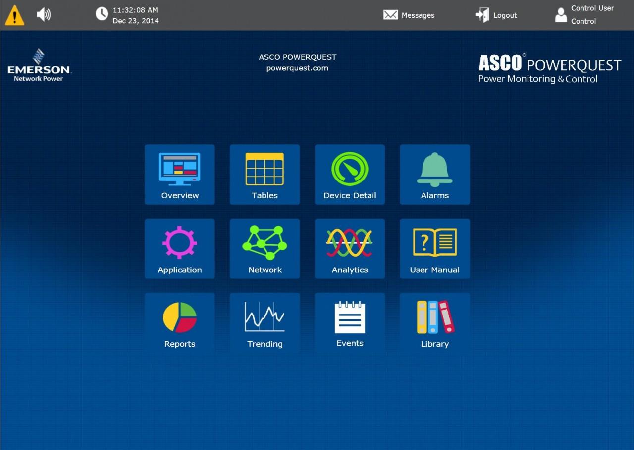 Asco PowerQuest 5750 Professional CPMS