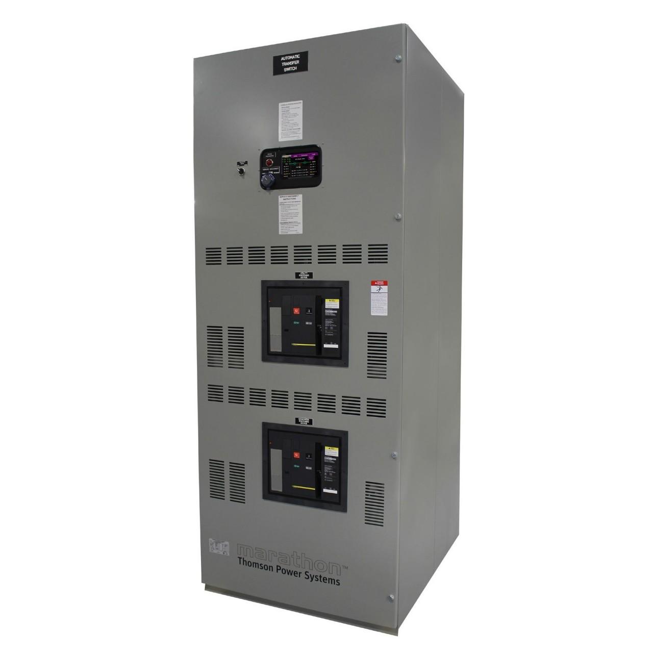 Thomson TS880SE Auto Transfer Switch (3Ph, 800A)