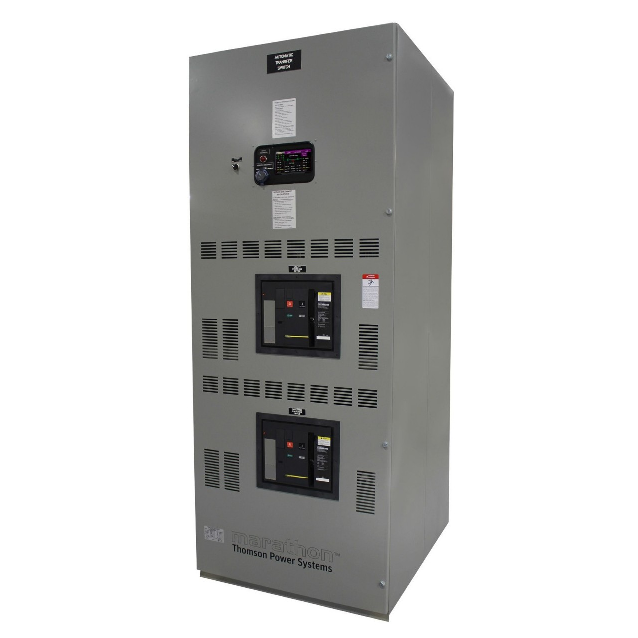 Thomson TS880 Manual Transfer Switch (3Ph, 1200A)