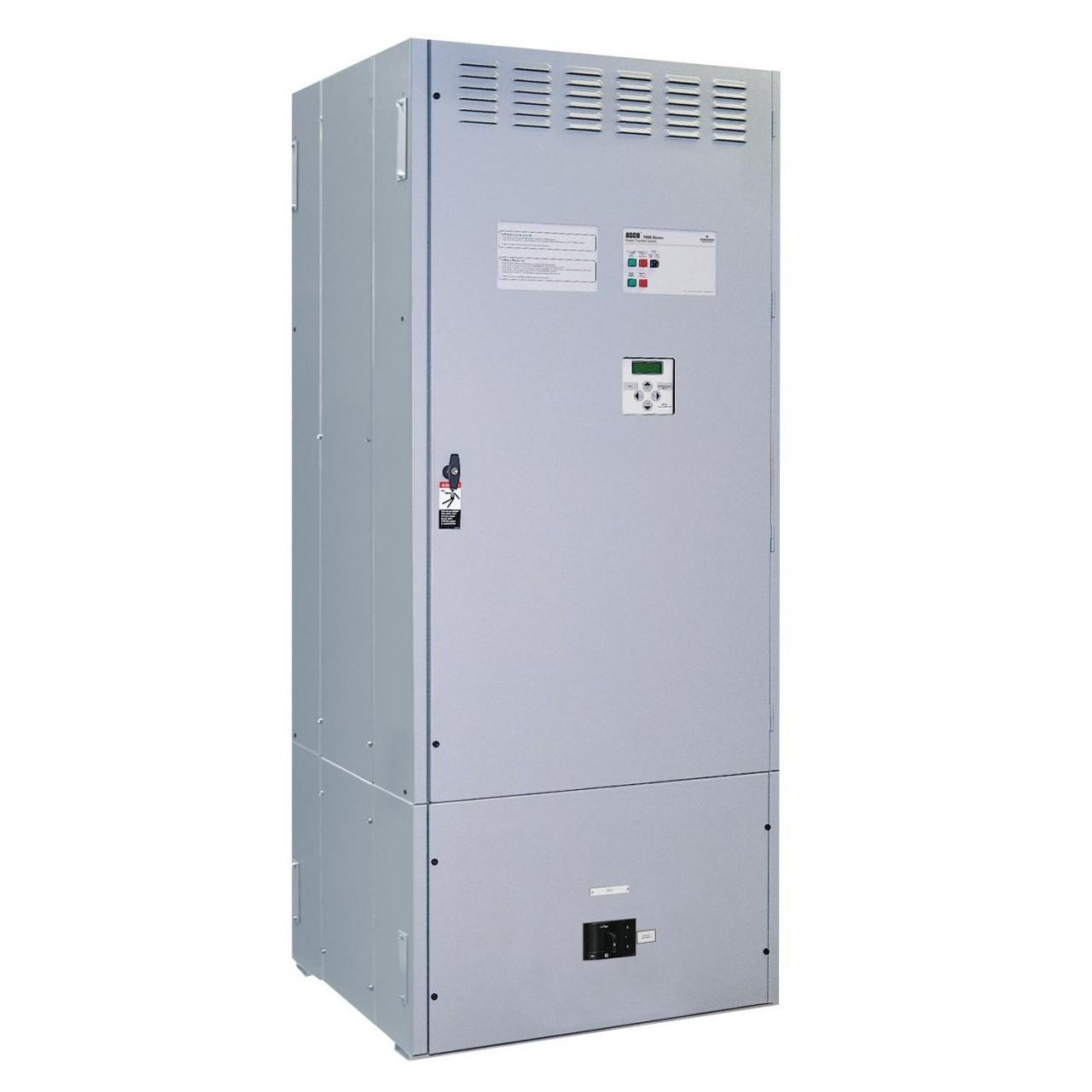 Asco 7000SE Manual Transfer Switch (3Ph, 3000A)