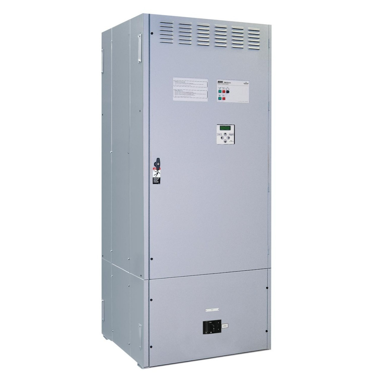 Asco 7000SE Manual Transfer Switch (1Ph, 600A)