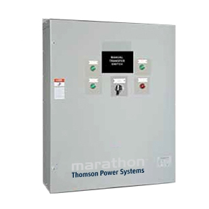 Thomson TS870 Manual Transfer Switch (3Ph, 100A)