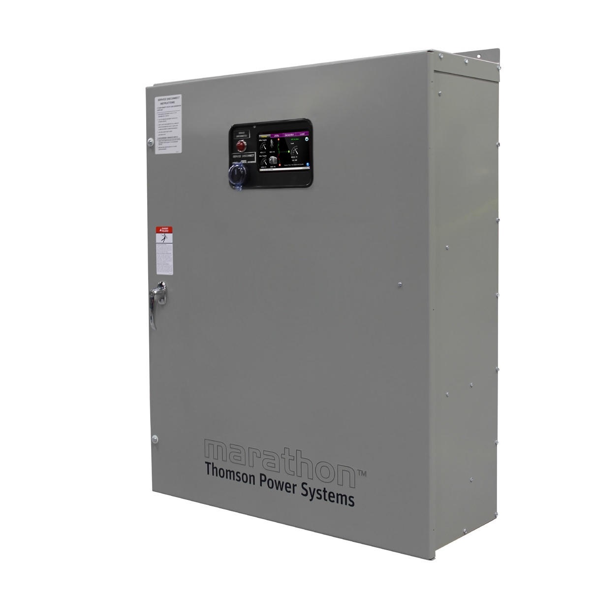 Thomson TS870 Auto Transfer Switch (1Ph, 400A)