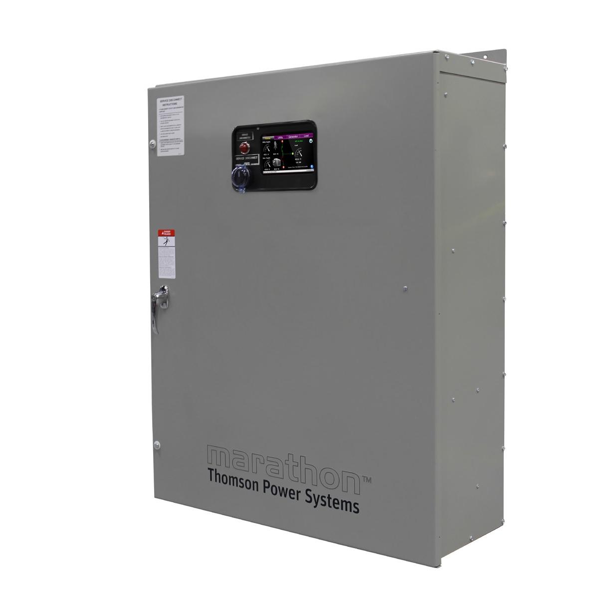 Thomson TS870 Auto Transfer Switch (1Ph, 400A)
