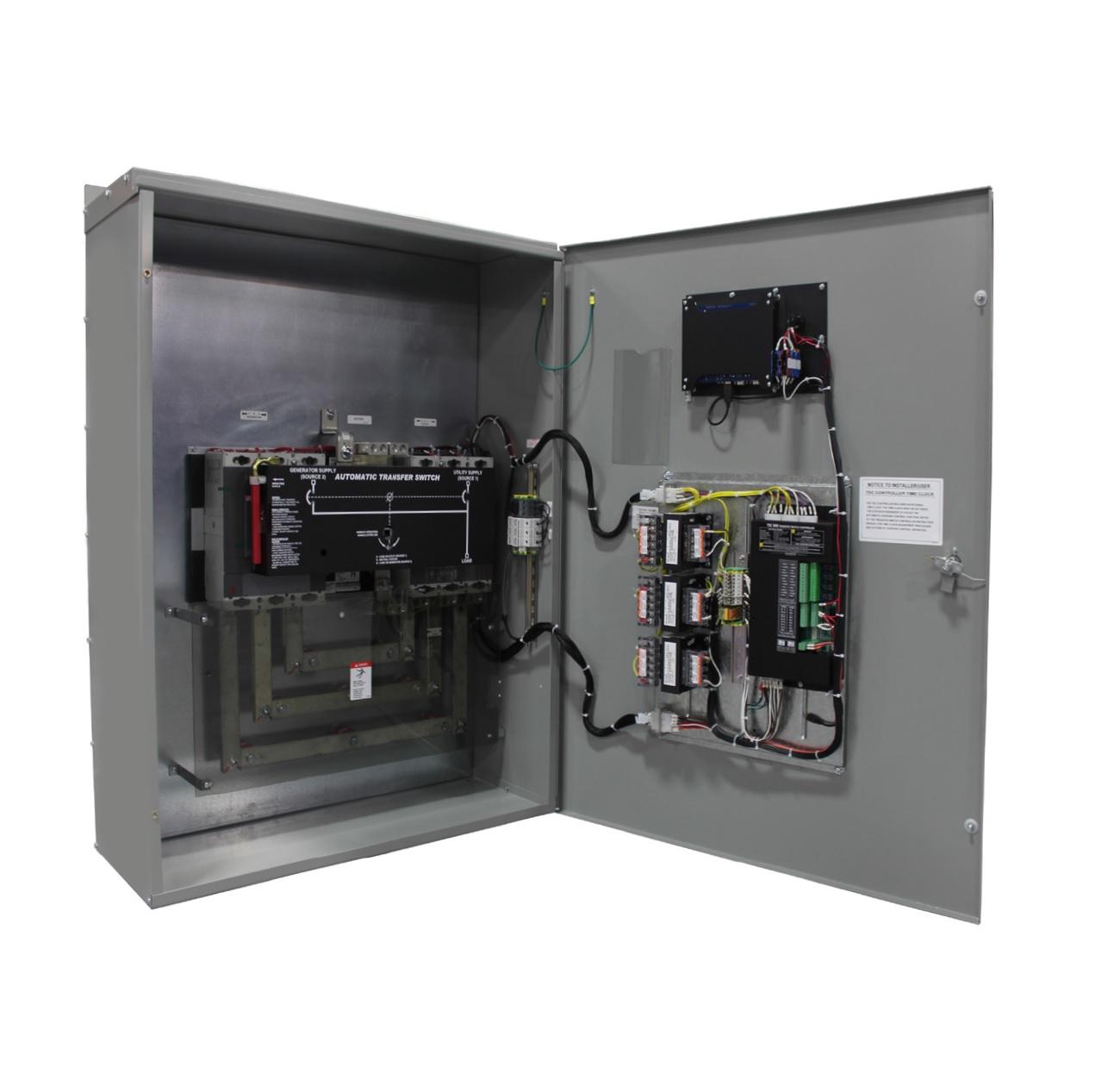 Thomson TS870 Auto Transfer Switch (1Ph, 200A)