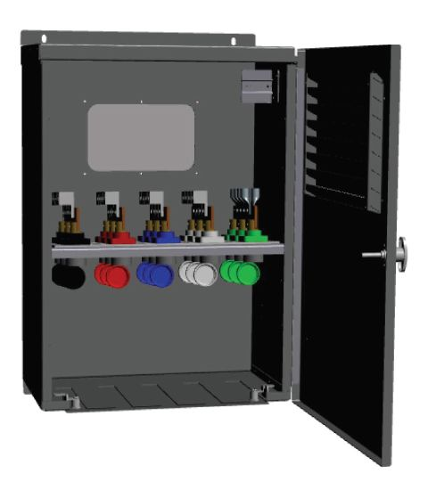 Thomson QCP-1200 Quick Connect Panel (1200A-UL)