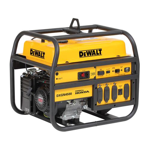 DeWalt DXGN4500 Generator (4500W)