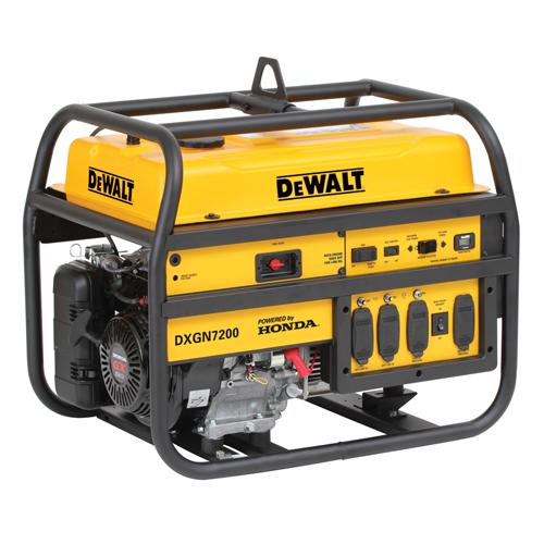 DeWalt DXGN7200 Generator (7200W)